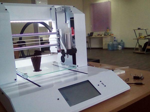 3D принтер Chocola3d 4