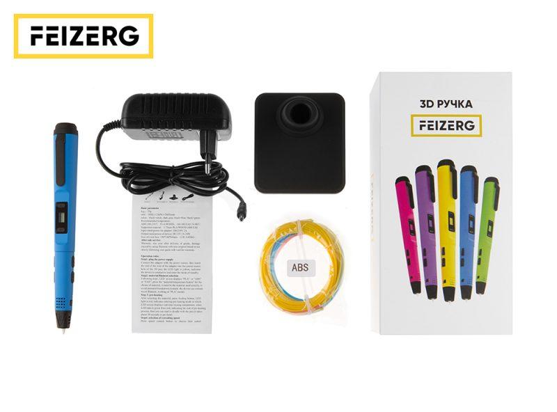 Фото 3D ручка 5-го поколения FEIZERG F001 5