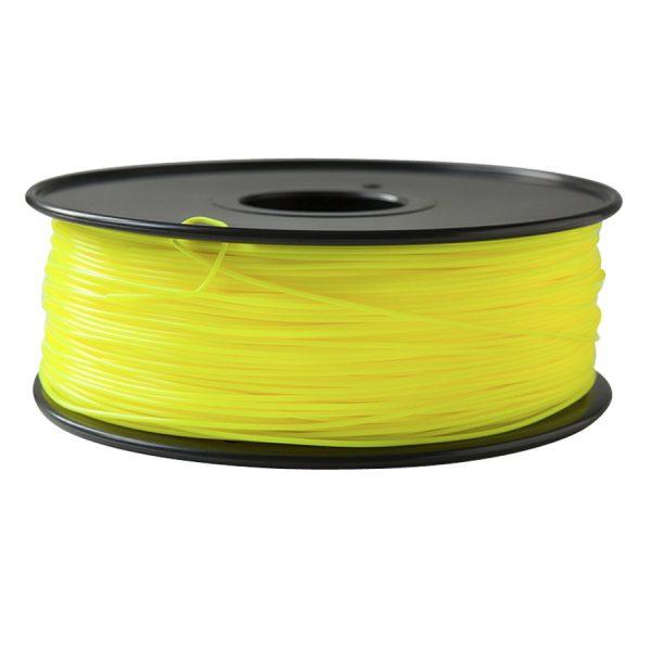 Фото ABS пластик FL33 1 кг желтый