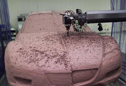 Фото Промышленные твердые пластилины Industrial Desing Clays