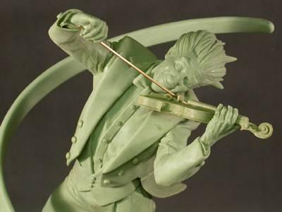 Фото Скульптурный материал Castilene