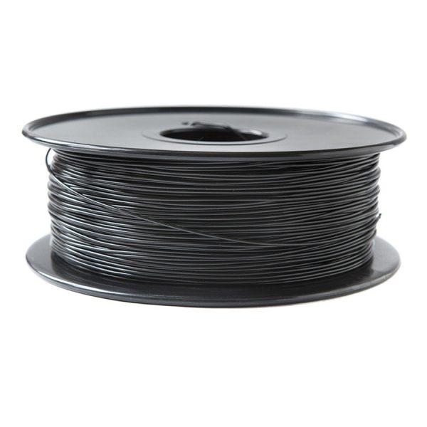 Фото Flexbile пластик FL33 0.8 кг резиновый черный