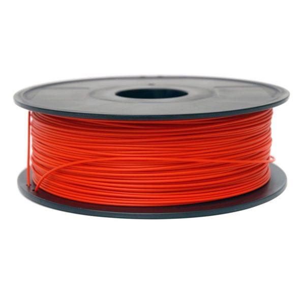 Фото Flexbile пластик FL33 0.8 кг резиновый красный