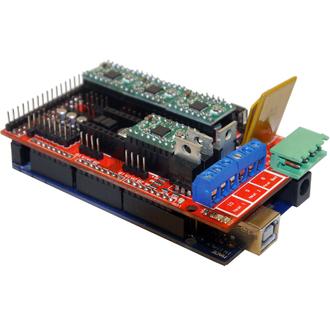 Фото Комплект (Arduino+Ramps+4 драйвера)