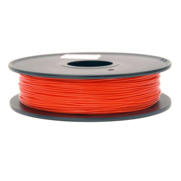 Фото PLA пластик FL33 0.5 кг красный