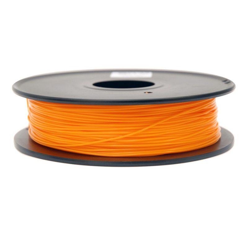 Фото PLA пластик FL33 0.5 кг оранжевый