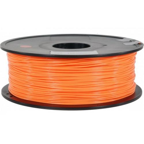 Фото PLA пластик FL33 1 кг флуоресцентный оранжевый