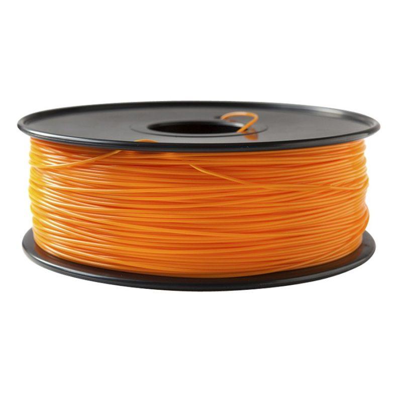 Фото PLA пластик FL33 1 кг оранжевый