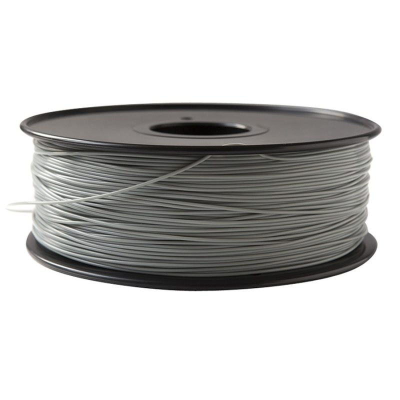 Фото PLA пластик FL33 1 кг серый