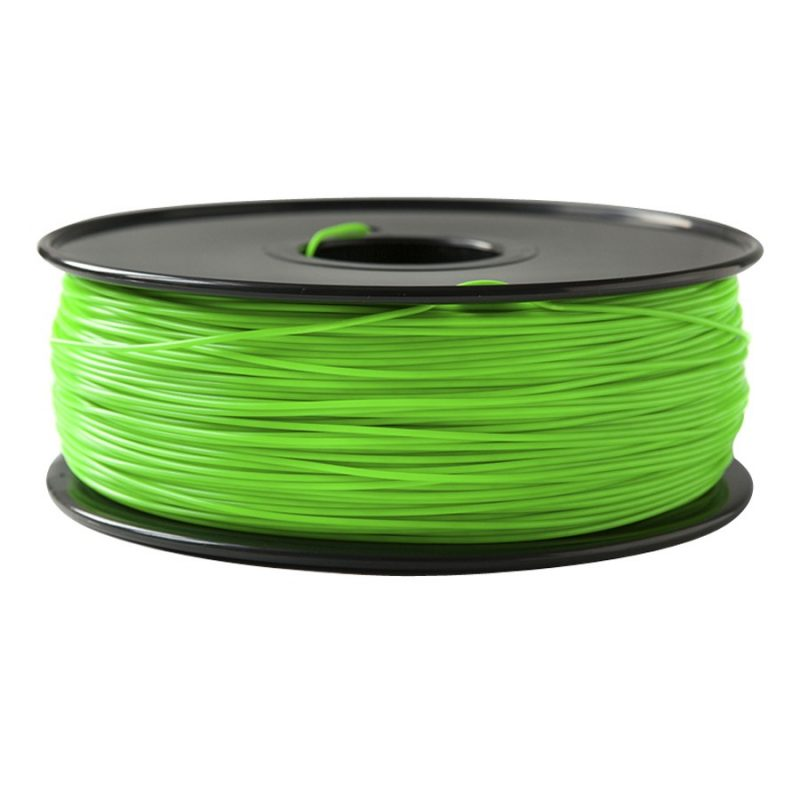 Фото PLA пластик FL33 1 кг зеленый