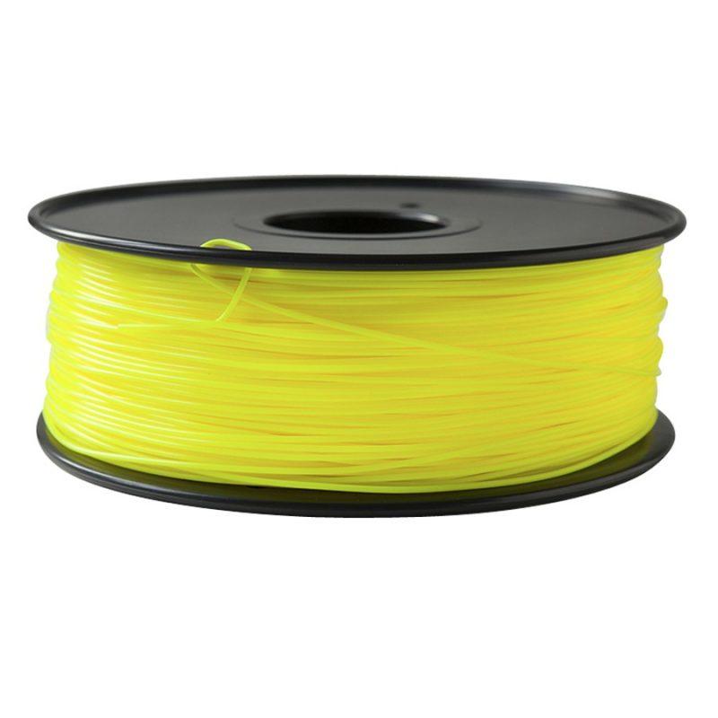 Фото PLA пластик FL33 1 кг желтый