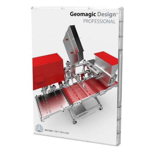 Фото ПО для печати 3D Systems Geomagic Design