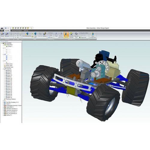 Фото ПО для печати 3D Systems Geomagic Design_3