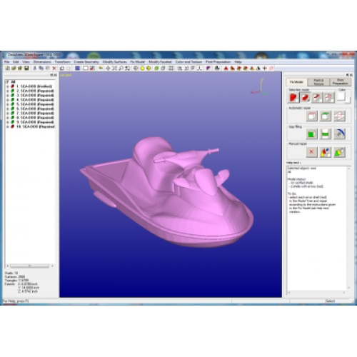 Фото ПО для печати 3Data Expert