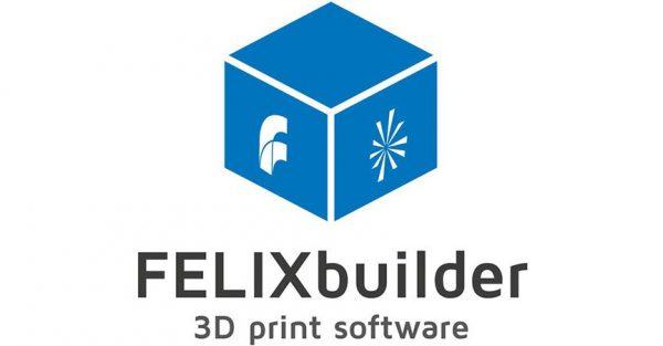 Фото ПО для печати FELIXbuilder
