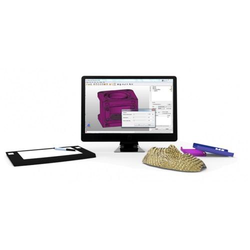 Фото ПО для печати Netfabb CAD Import
