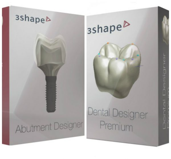 Фото ПО для стоматологии Abutment Designer and Implant Bar and Bridge Design