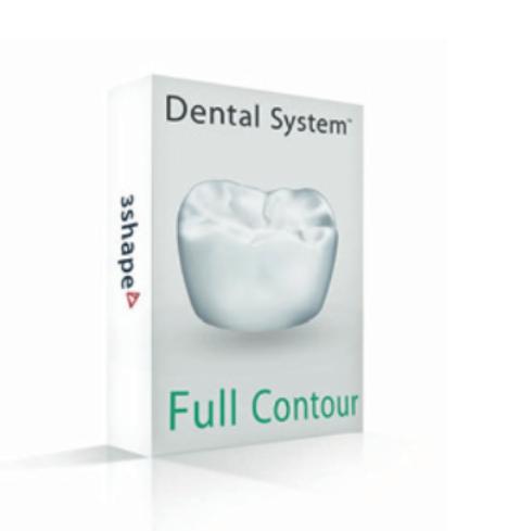 Фото ПО для стоматологии Dental System Full Contour 1 рабочее место