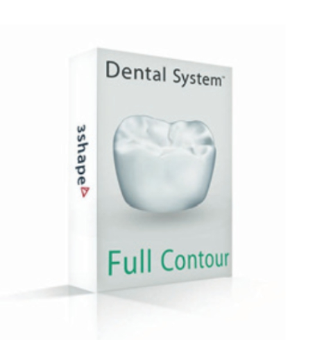 Фото ПО для стоматологии Dental System Full Contour 2 рабочее место
