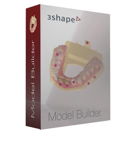 Фото ПО для стоматологии Model Builder™ - TRIOS® and 3rd party intra-oral scans