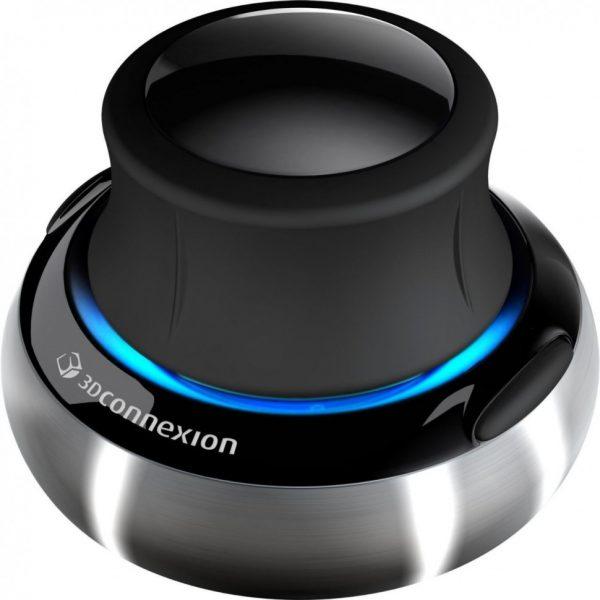Фото 3D-манипулятор 3DConnexion DX-700028 SpaceNavigator
