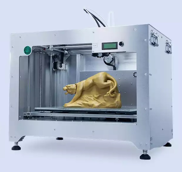 Фото 3D принтер Fast Speed 3D Printer-Tiger (L)_2
