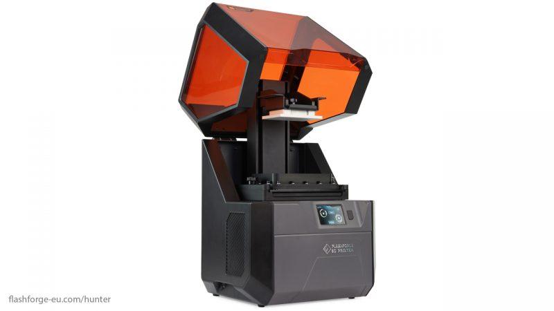 Изображение 3D принтера Flashforge Hunter (4)