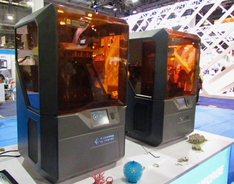 Изображение 3D принтера Flashforge Hunter (6)