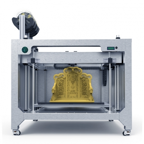 Фото 3D принтер High Speed 3D Printer-Tiger (XL)