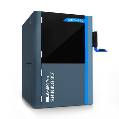 Фото 3D принтер iSLA-450 Pro