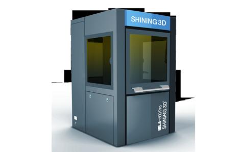 Фото 3D принтер iSLA-600 Pro