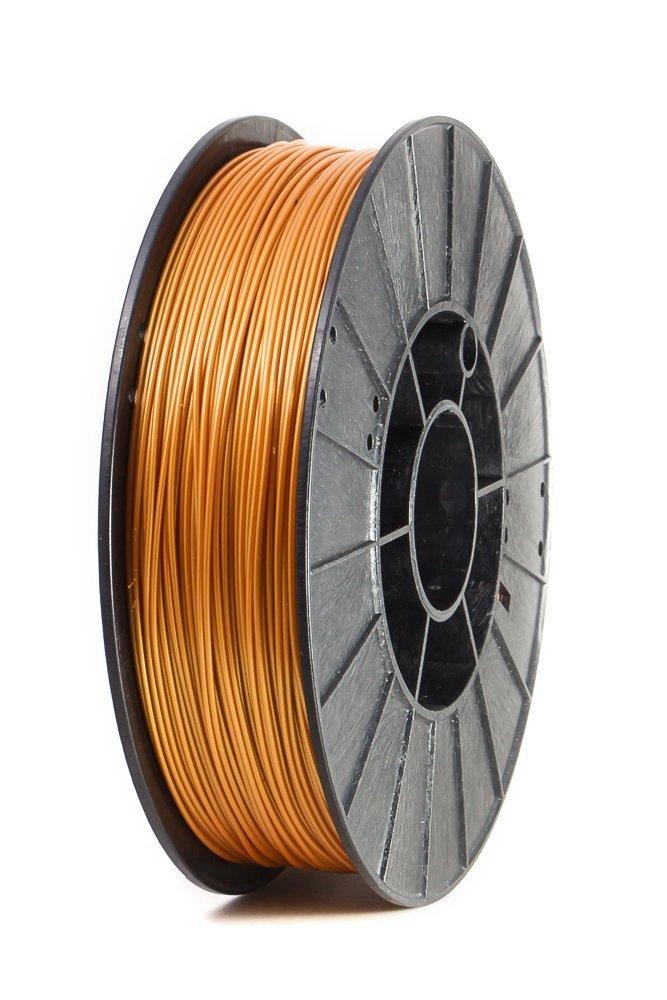 Фото ABS GEO пластик PrintProduct 1.75 мм, 0,75 кг золото