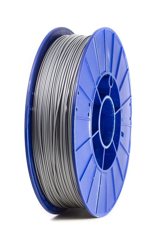 Фото ABS GEO пластик PrintProduct 2.85 мм, 0.75 кг алюминий