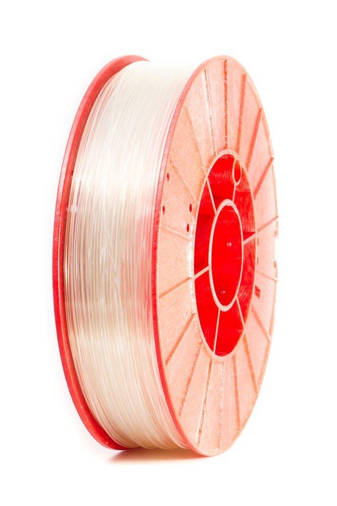 Фото GLASS FIL пластик PrintProduct 2.85 мм, 0.5 кг прозрачный