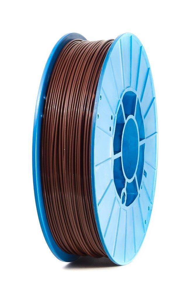 Фото PLA GEO пластик PrintProduct 1.75 мм, 1 кг коричневый