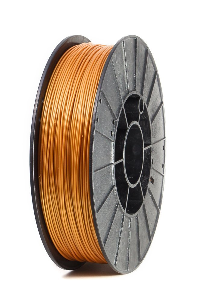 Фото PLA GEO пластик PrintProduct 1.75 мм, 1 кг золото