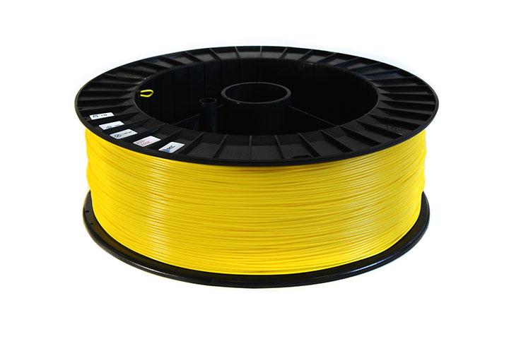 Фото RELAX пластик REC 1.75 мм, 2 кг желтый