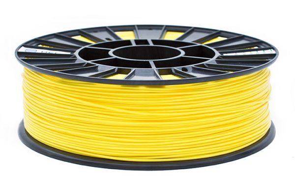 Фото RELAX пластик REC 1.75 мм, 750 гр желтый