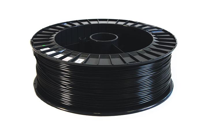 Фото RELAX пластик REC 2.85 мм, 2 кг черный