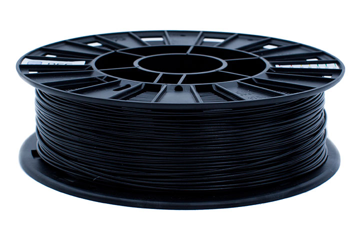 Фото RELAX пластик REC 2.85 мм, 750 гр черный