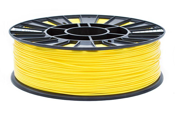 Фото RELAX пластик REC 2.85 мм, 750 гр желтый