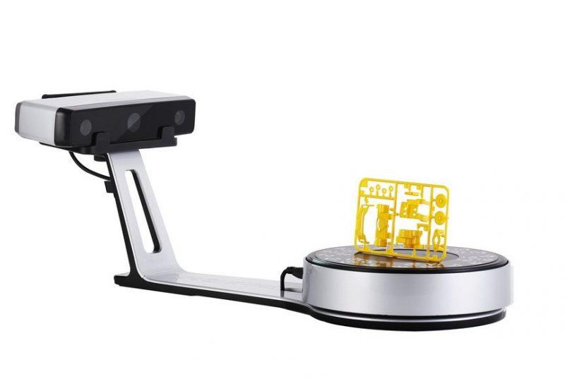 Фото 3D сканера Shining 3D EinScan-SP 4
