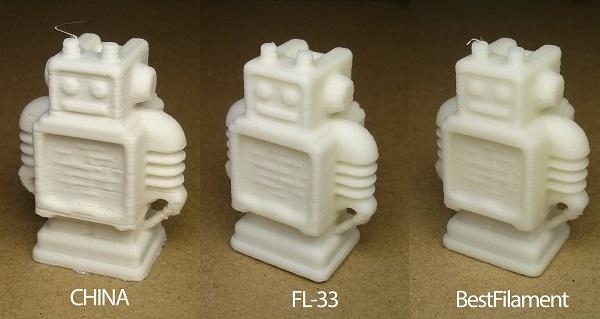 Фото Пластик для 3д принтера FL33 1