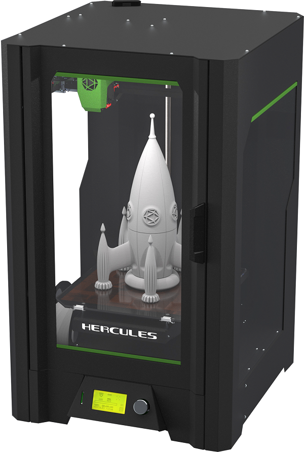 Фото 3D принтера Hercules Strong 19-12