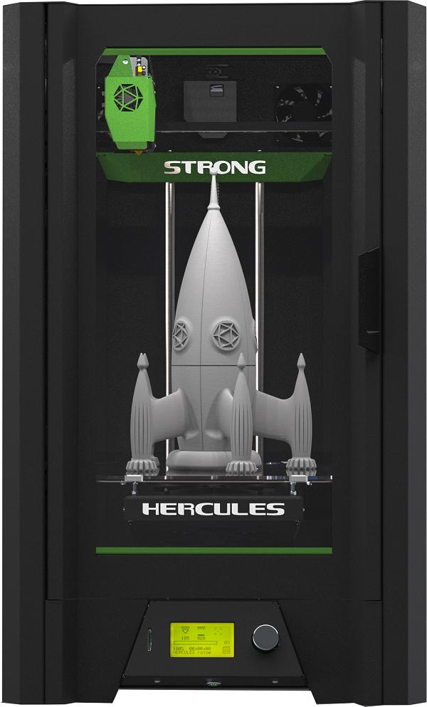 Фото 3D принтера Hercules Strong 19-13