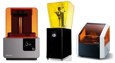 Фото 3Д принтеры для производства элайнеров 2