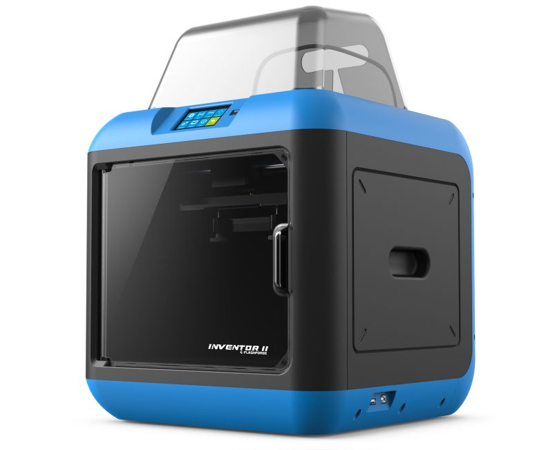 Фото 3D принтера Flashforge Inventor II 1