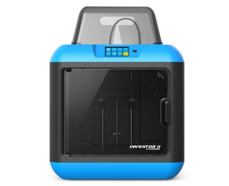 Фото 3D принтера Flashforge Inventor II 3