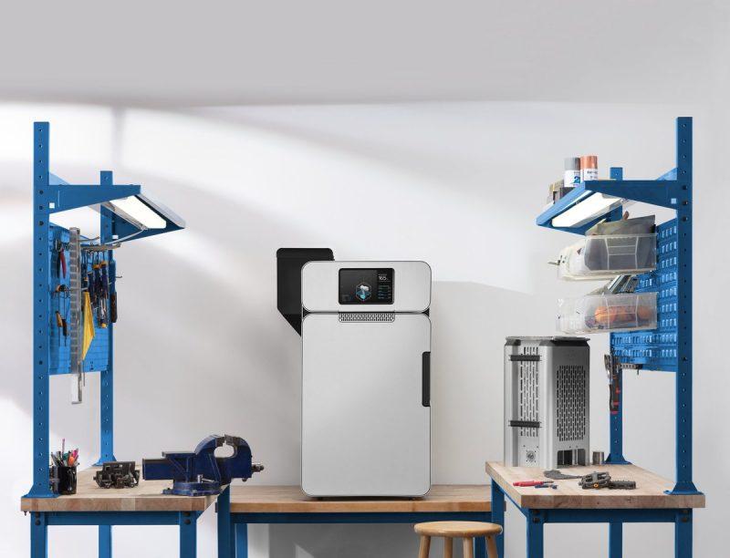 Фото 3D принтера Formlabs Fuse 1 4