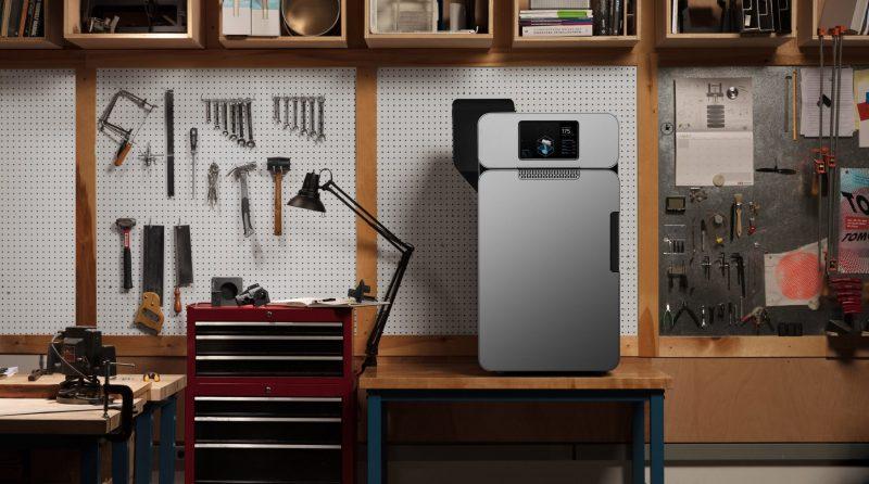 Фото 3D принтера Formlabs Fuse 1 5